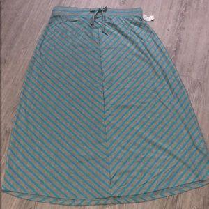 NWT Maurice's Maxi Skirt XL